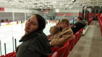 Hockey Game at the P&H Centre