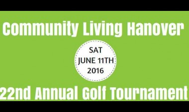 22nd Annual Golf Tournament-June 11th 2016