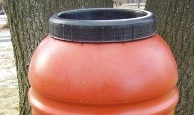 Community Living Hanover and Area Rain Barrel Fundraising Sale